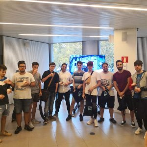 2019-09-26 Sortida de Tutoria al Movistar Centre -DAW-